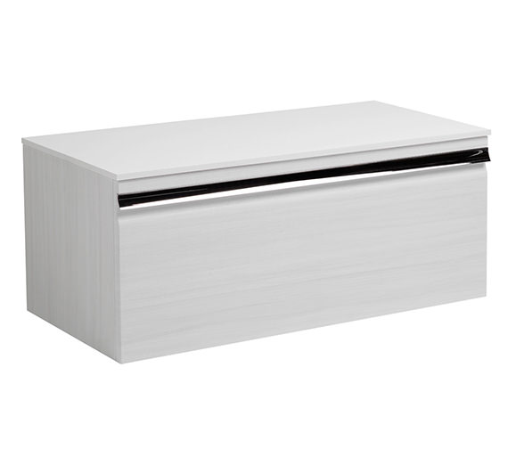 Roper Rhodes Pursuit Alpine Elm 900mm Wall Mounted Unit - PUR900AE