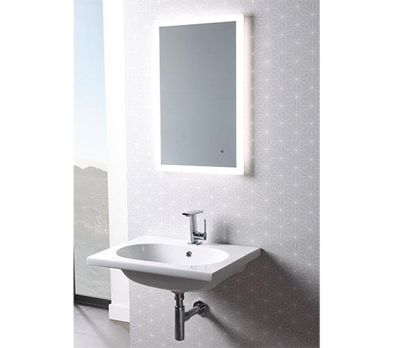 Roper Rhodes Oracle Illuminated Mirror