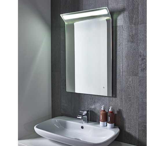 Roper Rhodes Renew Illuminated Mirror - MLE490