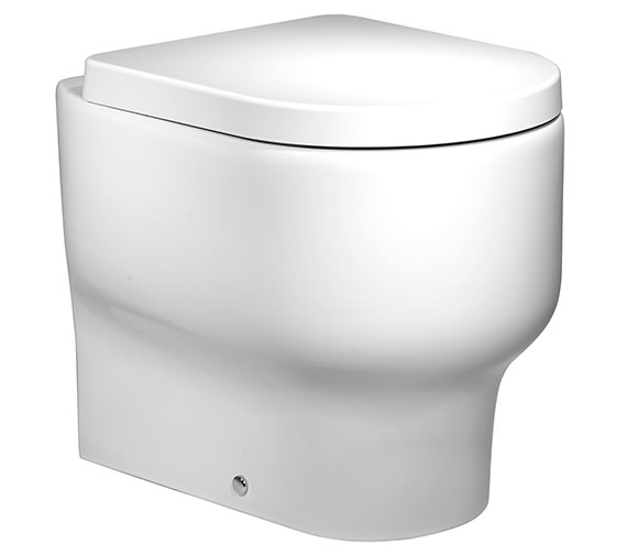 Roper Rhodes Edition Back To Wall WC Pan - EBWPAN