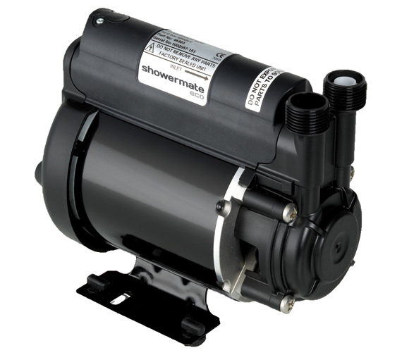 Stuart Turner Showermate Eco Standard 2.0 Bar Single Shower Pump