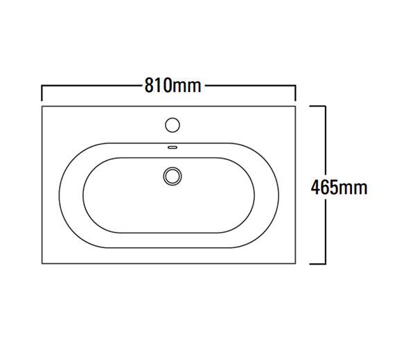 Technical drawing QS-V4195 / T80SB