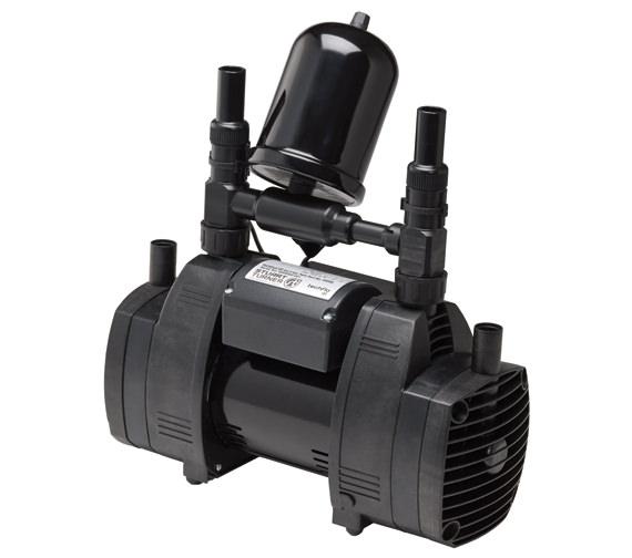 Stuart Turner Techflo QT Universal 3.3 Bar Twin Shower Pump