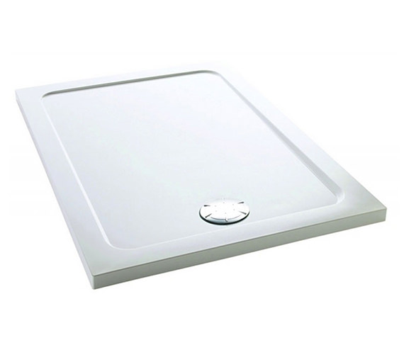 Mira Flight Low 4 Up-stand Rectangle Shower Tray