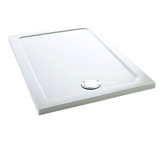 Mira Flight Low Rectangle Shower Tray 1200 x 800mm - 1.1697.005.WH