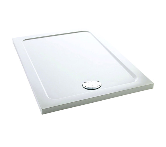 Mira Flight 1200 x 900mm Low Rectangle Shower Tray - 1.1697.018.WH
