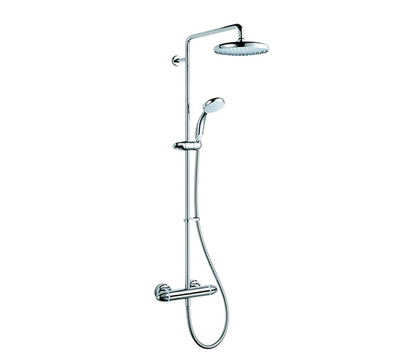 Mira Coda Pro Chrome Shower Set - 1.1836.006