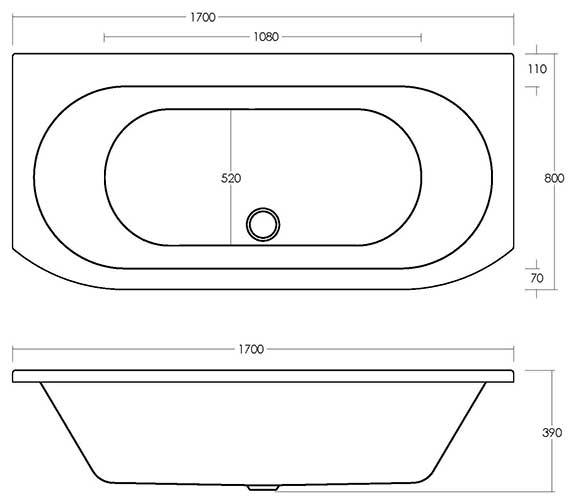 Technical drawing QS-V61462 / BEO-1958