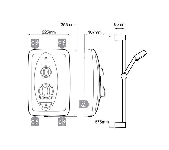 Technical drawing QS-V80059 / 1.1788.010
