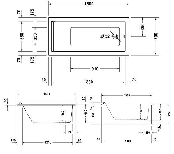 Technical drawing QS-V63256 / 760331000JS1000
