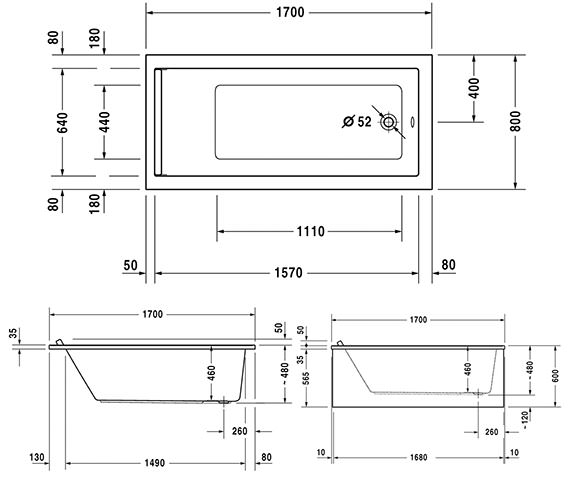 Technical drawing QS-V63276 / 760336000CE1000