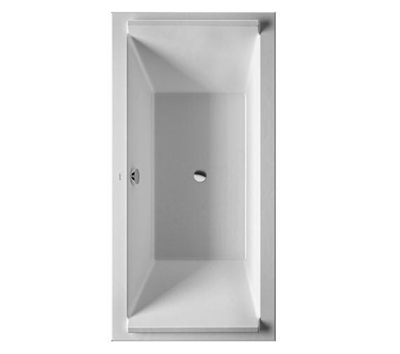 Duravit Starck 1800 x 800mm Rectangular Bath - 700338000000000