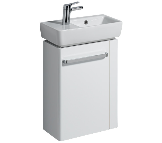 Additional image of Twyford E200 Space-Saver Basin 500 x 250mm With 1 Tap Hole