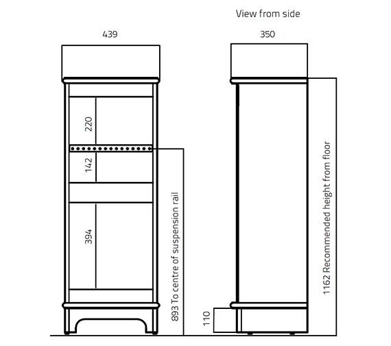 Technical drawing QS-V27836 / 394V-2
