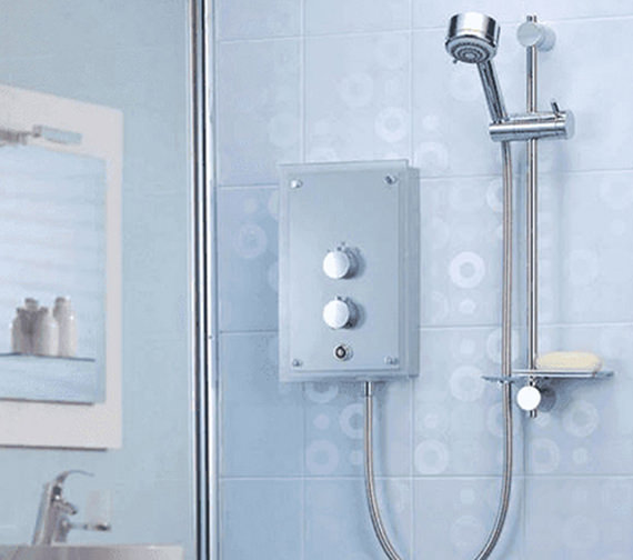 Mira Azora 9.8kW Electric Shower - 1.1634.011