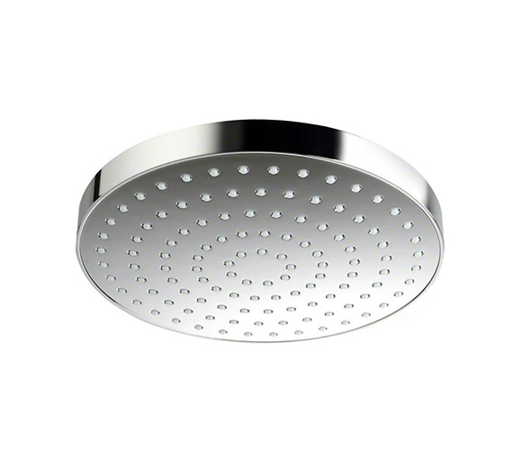 mira beat 250mm deluge fixed showerhead chrome. Black Bedroom Furniture Sets. Home Design Ideas