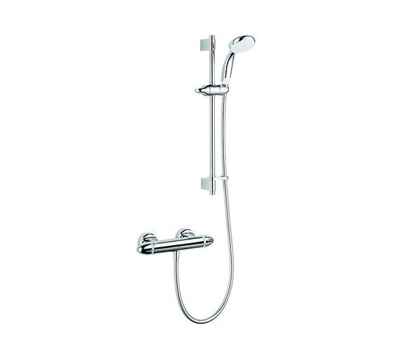Mira Coda Pro Exposed Shower Valve Thermostatic Mixer Shower