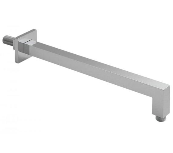Vado Mix Wall Mounted Square Shower Arm - WG-EFSA/SQ-C/P