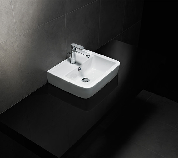 Silverdale Henley 550mm 1 Tap Hole Countertop Basin - SILHE609
