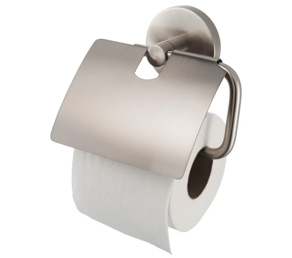 Aqualux Haceka Pro 2500 Toilet Roll Holder With Lid
