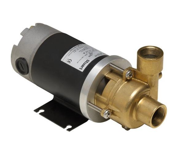 Stuart Turner 12-50 12V Brass Impeller Centrifugal Pump