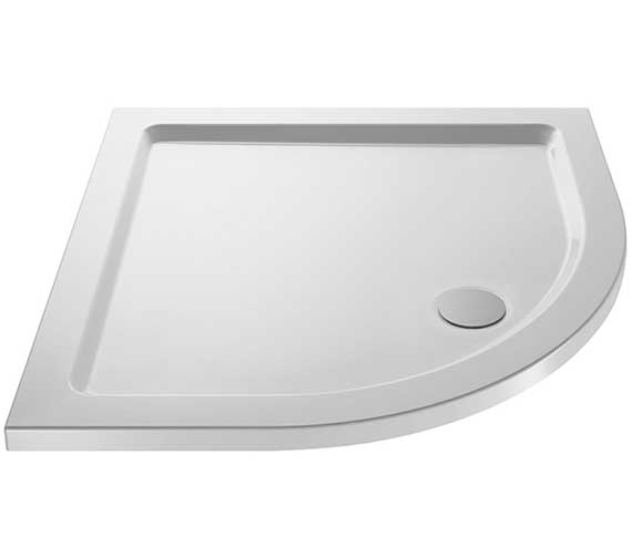 Premier Pearlstone Quadrant Shower Tray