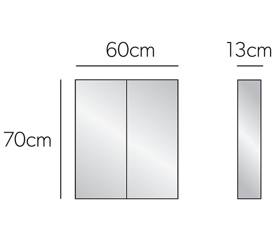 Technical drawing QS-V7054 / 45200