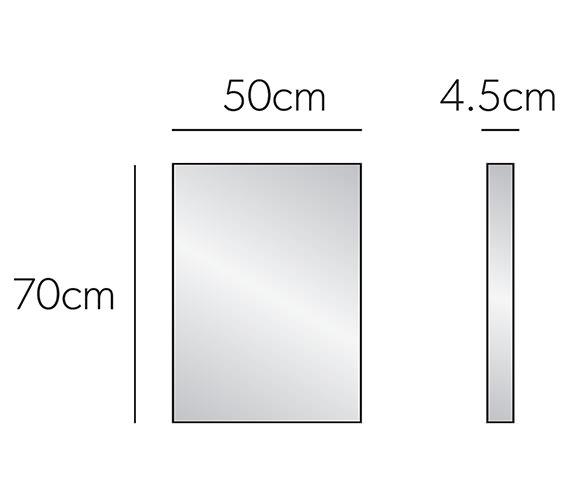 Technical drawing QS-V7046 / 78100000