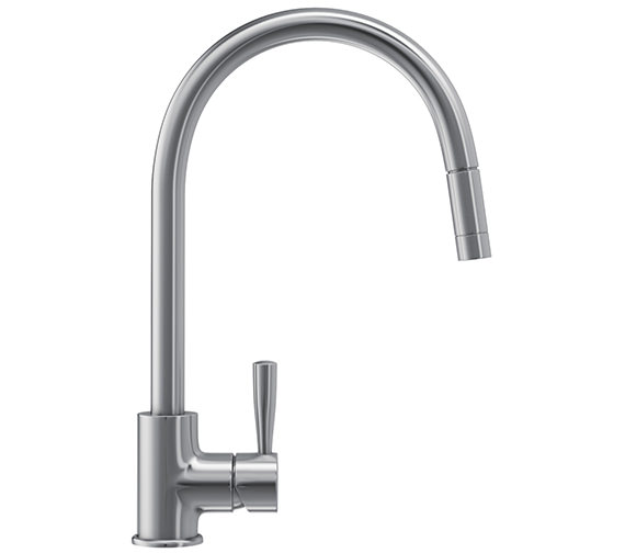 Franke Fuji Pull Out Nozzle Kitchen Sink Mixer Tap