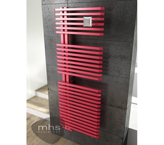 MHS Jazz Heated Towel Rail 600 x 1770mm - JAZ011177060