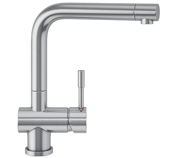 Franke Atlas Kitchen Sink Mixer Tap Stainless Steel - 115.0363.817