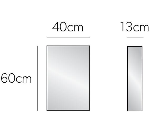 Technical drawing QS-V7056 / 45000