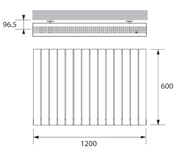 Technical drawing QS-V83147 / VHW011060120