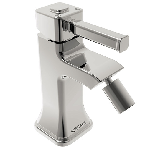 Heritage Somersby Single Lever Bidet Mixer Tap - TSBC05