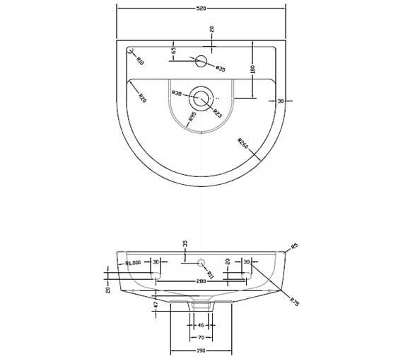 Technical drawing QS-V27353 / BEO-1977