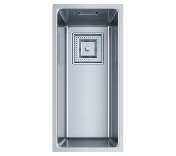 Alternate image of Franke Centinox Designer Pack CMX 110 17+110 34 Stainless Steel Sink And Tap