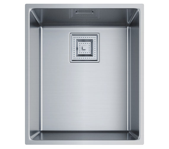 Additional image of Franke Centinox Designer Pack CMX 110 17+110 34 Stainless Steel Sink And Tap