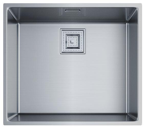 Franke Centinox CMX 110 50 Stainless Steel 1.0 Bowl Undermount Sink