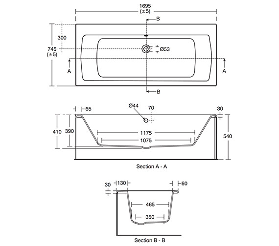 Image Result For Ideal Standard Tempo Arc Shower Bath