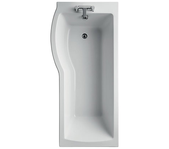 Ideal Standard Tempo Arc Idealform Left Hand 1700 x 800mm Shower Bath