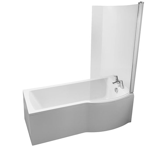 Additional image of Ideal Standard Tempo Arc Idealform Plus Right Hand 1700 x 800mm Shower Bath