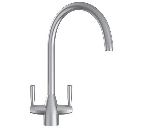 Franke Kitchen Mixer Taps : ... taps kitchen mixer taps franke eiger kitchen sink mixer tap silksteel