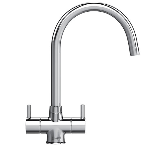 Franke Athena Kitchen Sink Mixer Tap Chrome - 115.0311.211