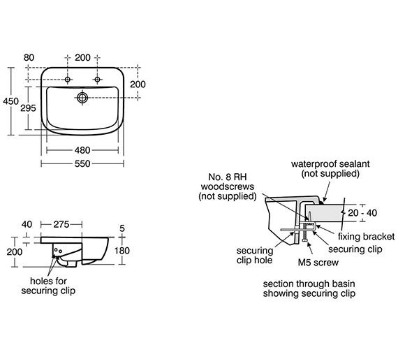 Technical drawing QS-V10474 / T059101