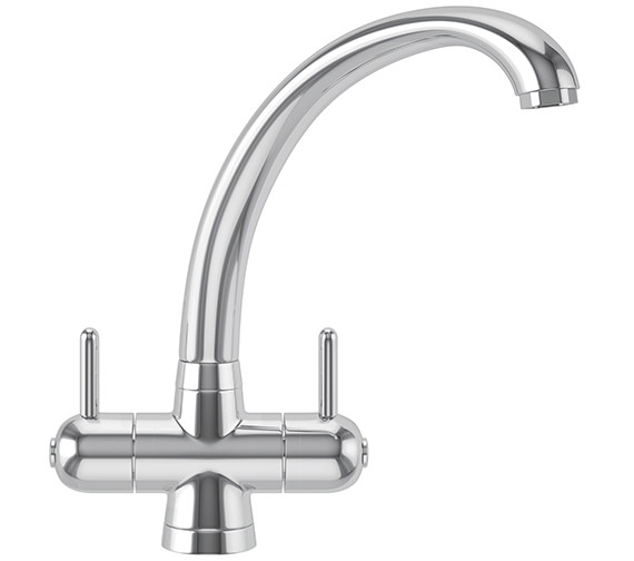Franke FilterFlow Zurich Kitchen Sink Tap Chrome