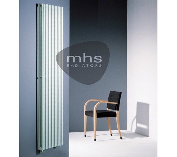 MHS Veronica White Designer Radiator 636 x 1800mm - VRL011180063