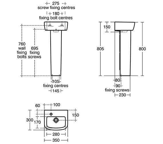 Technical drawing QS-V10478 / T059501