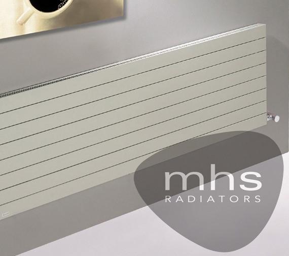 MHS Viola Horizontal Designer Radiator 1600 x 505mm - HH11-505-16