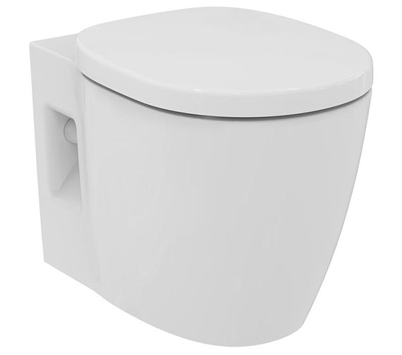 Ideal Standard Concept Freedom Raised Height Wall Hung WC Pan 545mm