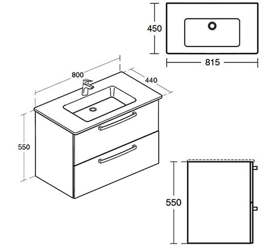 Technical drawing QS-V10491 / E3242SG